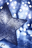 Star decoration, Christmas tree ornament