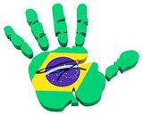 brazilian hand