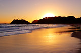 Sunrise Number One Beach NSW Australia
