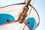 Old Figurehead on Sailing Ships.