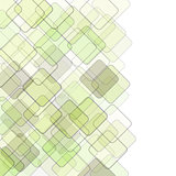 Abstract square geometric colorful mosaic background