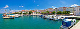 Pictoresque fishermen village of Pag panorama