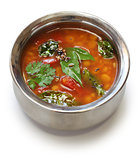 tomato rasam, south indian soup