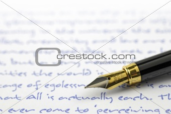 fountain pen nib