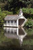 Reflected Boat House