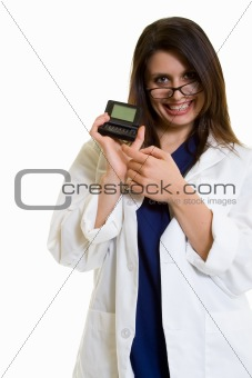 Paging doctor
