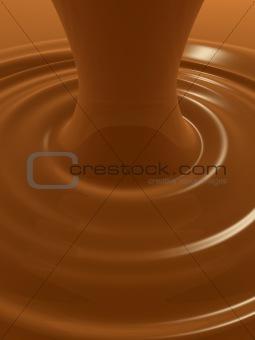 caramel flow