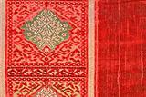 Royal pattern red