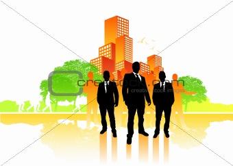 City Business Team