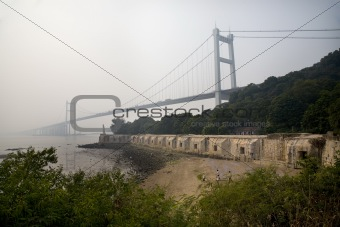 Tiger's Gate Fort Pearl River Guangdong Province China