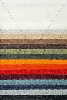 Carpet palette