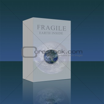 Fragile Earth Handle With Care