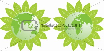 Green Earth - Asia & Africa