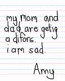 Divorce hurts