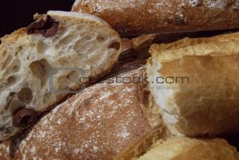 Bread italian style, Brot