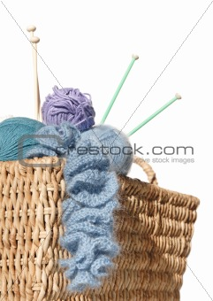 knitter's basket