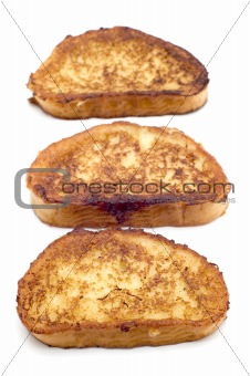 Three toast