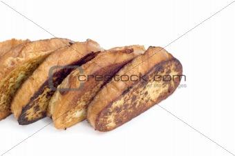 toast close up