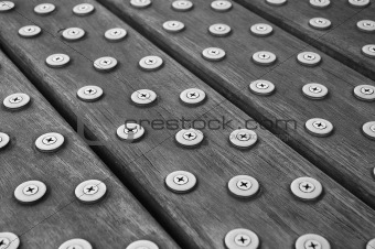Abstract - Screws and Planks
