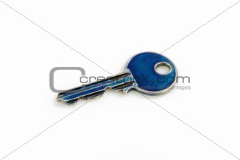 A Blue Key