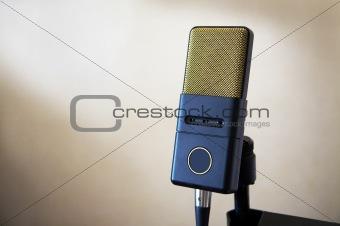 Beautiful and stylish microphone