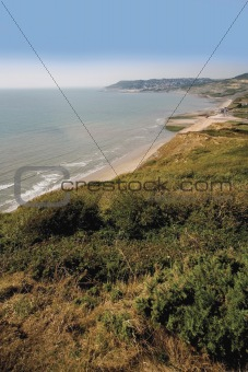 charmouth cliffs