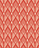 Seamless pattern red and beige colors