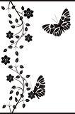 vintage butterflies 5