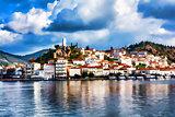 Poros Island, Greece - Impressionism effect
