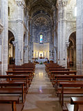 particular of the church of San Biagio Matera Italy