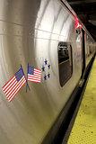 NEW YORK CITY - SEPTEMBER 01: Subway wagon on September 01, 2013