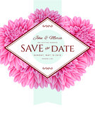 Template card Save the Date