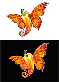 chili butterfly