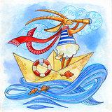 goat sailor