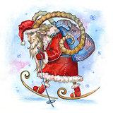 Goat Santa