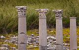 Reconstructed Classic Columns at Perga