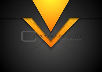 Bright contrast abstract background