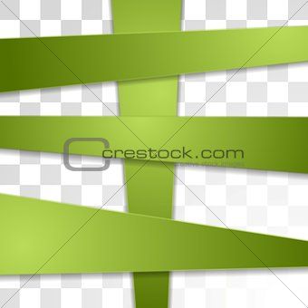 Abstract bright flyer background