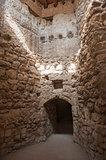 Old doorway in ancient Ottoman fort