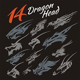 Heads of the dragon