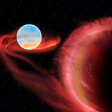 Red Hot Binary Star