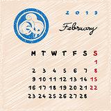 february 2015 zodiac