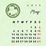 may 2015 zodiac