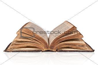 Antique bible.