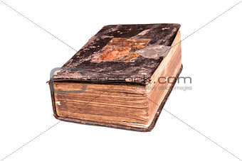 Antique bible.