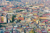 Naples in the early evening