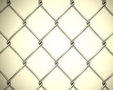 the wire fence