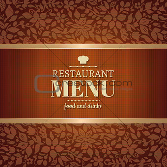 Cafe And Restaurant Menu