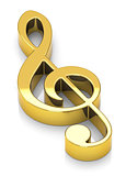 the golden clef