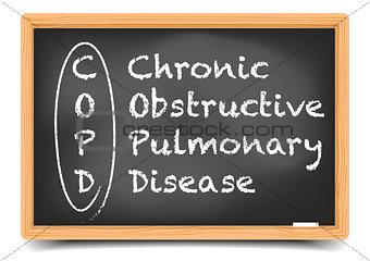 Blackboard COPD